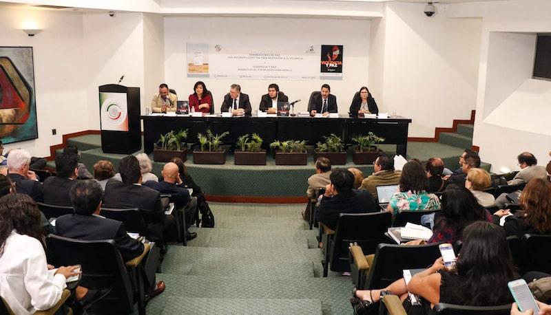 Cambio y recomposición de Poderes Legislativo y Ejecutivo deben generar cambios en materia de seguridad y justicia con visión integral: CNDH