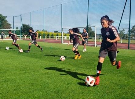Selección Mexicana Femenil quedó eliminada del Mundial de Francia 2018 luego de caer ante Inglaterra por 6 goles a 1
