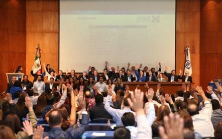 Aprueba PAN a integrantes de la Comisión Organizadora Nacional de la elección del CEN