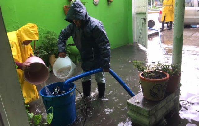Extremar prevención ante fenómenos meteorológicos: Hernández Sotelo