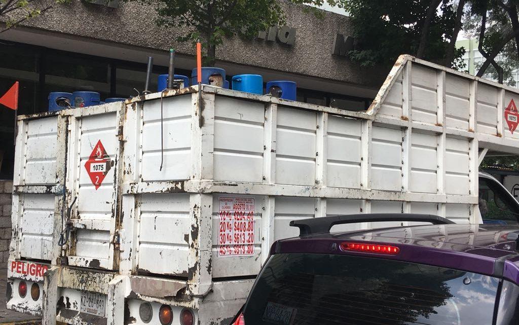 Población debe exigir tanques de gas en buenas condiciones