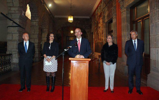 """Se inauguró la exposición """"Patria Íntima"""" en Palacio Nacional"""
