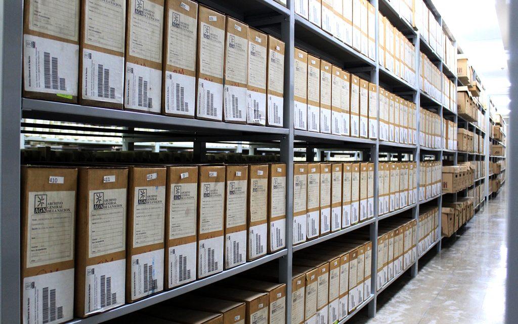 Renueva Archivo General de la Nación protección de patrimonio documental