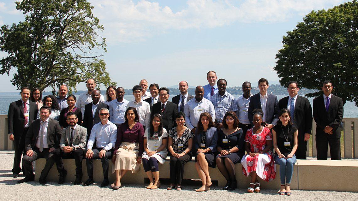 Concluye en OMC curso de formación para economías en desarrollo