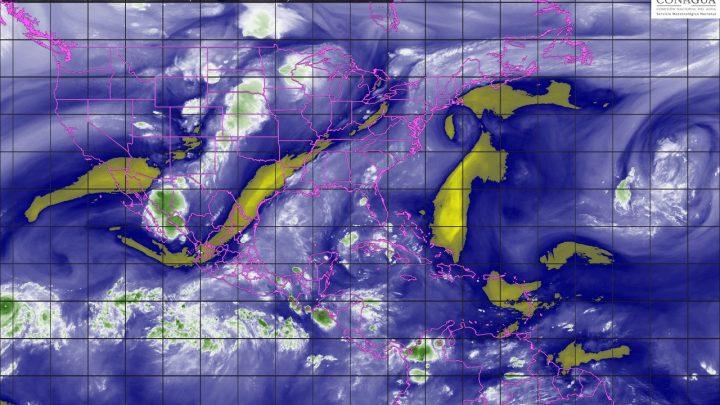 Tormentas Ileana y John originarán lluvias intensas en Jalisco, Colima, Michoacán, Oaxaca y Guerrero