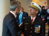 NATO welcomes new Supreme Allied Commander Transformation