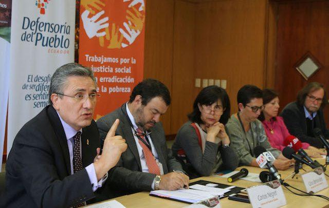 Políticas migratorias con visión humanitaria: Luis Raúl González Pérez