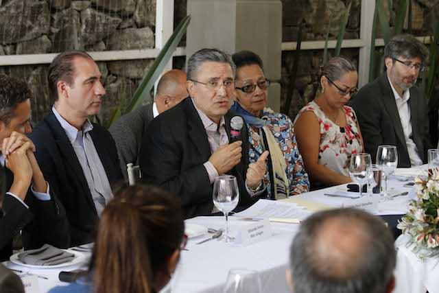 Propone CNDH que Ombudsperson latinoamericanos interactúen más en el trabajo del sistema interamericano de derechos humanos