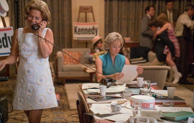 Presenta Lifetime Los Kennedy: Después de Camelot