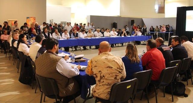 """Gobierno de Baja California reitera medidas preventivas durante trayectoria del Huracán """"Rosa"""""""