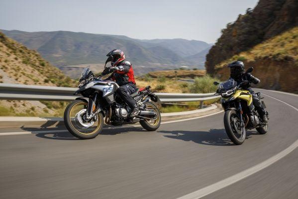 Con mayor personalidad, potencia y versatilidad, llegan a México las nuevas BMW F 750 GS y BMW F 850 GS