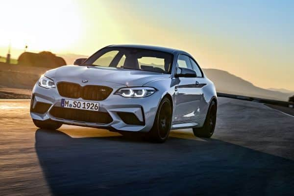 El nuevo BMW M2 Competition llega a México para definir nuevas reglas.