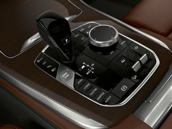 Potencia electrizante: nuevo BMW X5 xDrive45e iPerformance.