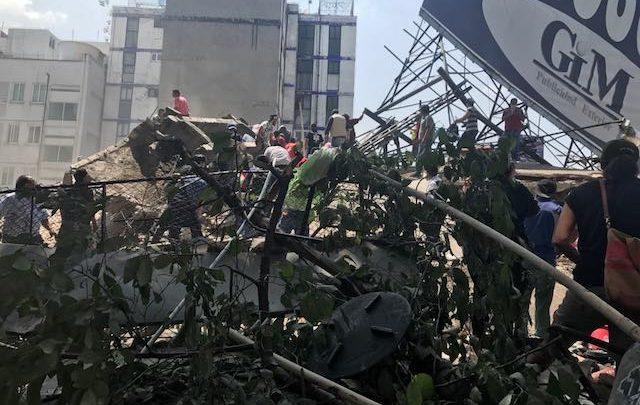 """Presenta History """"Terremoto en tiempo real"""" a un año del devastador sismo de Puebla en México"""