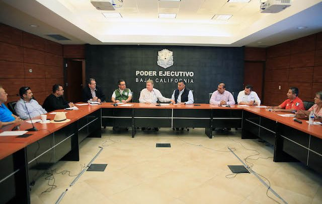 Atentos en Baja California por probable llegada de extranjeros