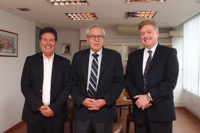Gobernador Kiko Vega  se reúne con próximo Secretario de Salud Federal Jorge Alcocer