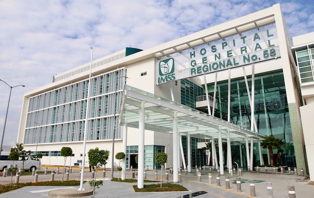 Con inversión de mil seiscientos millones de pesos, IMSS pone en marcha Hospital General en Guanajuato