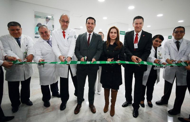 Inversión de más de 135 mdp en Hospital Gabriel Mancera del IMSS