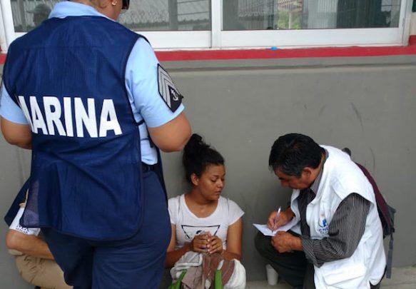 Descoordinación de autoridades mexicanas en implementación de medidas cautelares con Caravana Migrante: CNDH