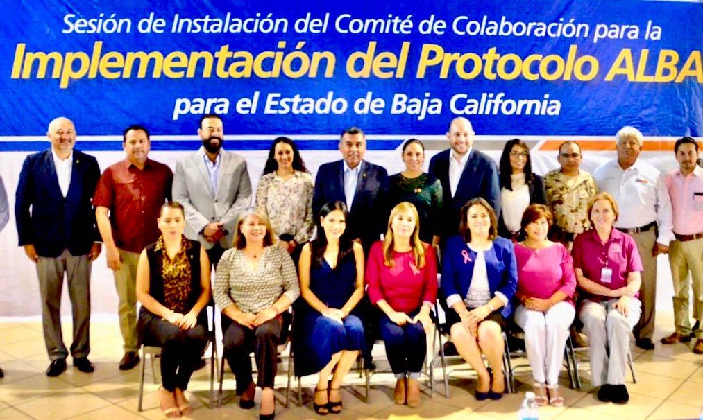 Define Gobierno de Baja California acciones de protección para víctimas y testigos de desaparición