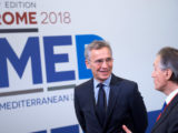 NATO promotes security and stability in the Mediterranean: Jens Stoltenberg