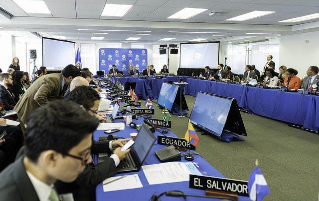 CICAD inaugura 64º periodo de sesiones para debatir desafíos de la región en materia de drogas