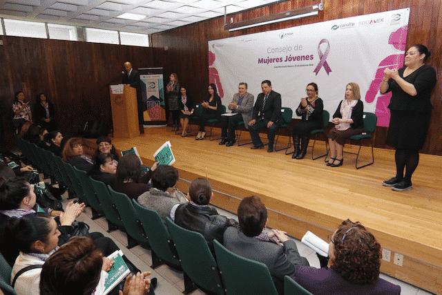 Alianza CNDH y Conalep empoderará a mujeres jóvenes