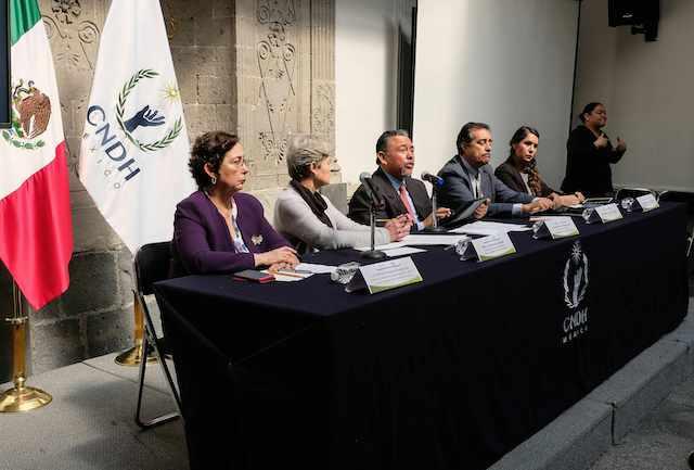 Emite CNDH recomendación general para que el salario mínimo sea equitativo y satisfactorio