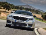 El BMW M5 Competition: maximizado y con un desempeño sin barreras llega a territorio mexicano