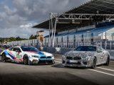 El BMW M8 ya está en camino a la producción en serie