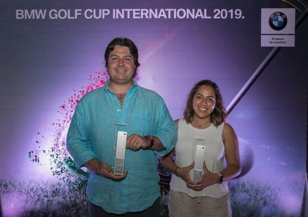 Culmina la temporada 2018 de la BMW Golf Cup International