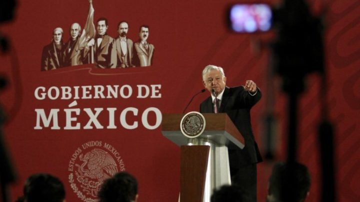 Tarjeta informativa de la Conferencia de Prensa Matutina del presidente López Obrador 04/04/19