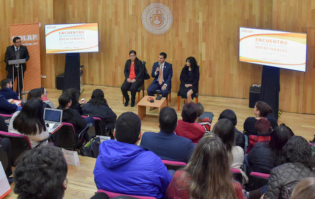 Reúne UDLAP a Orientadores Vocacionales de diferentes estados de la República Mexicana