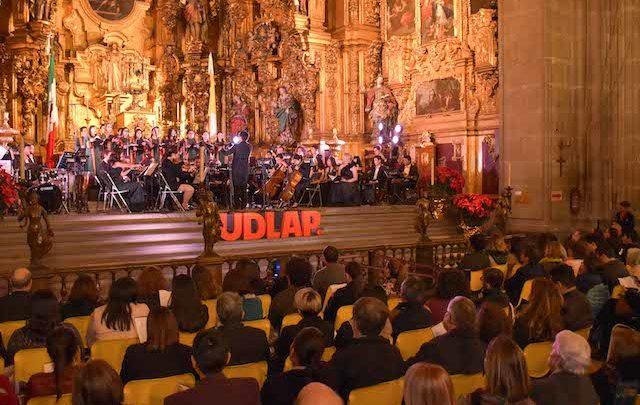 El talento de la UDLAP llega a la Basílica Catedral de la Ciudad de México