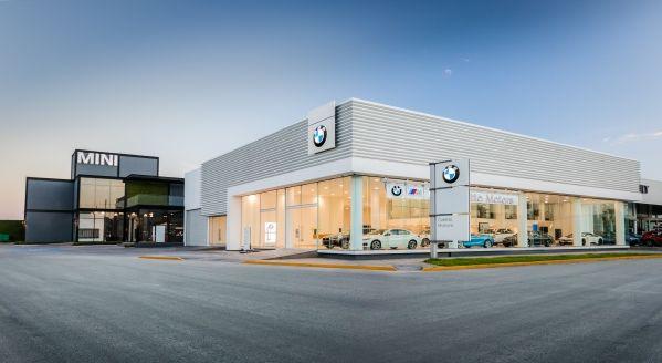 Caletto Motors se renueva y contribuye a reforzar la presencia de BMW Group en San Luis Potosí