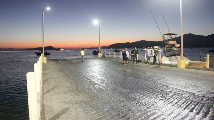 Llegan a Bahía de los Ángeles oportunidades para el impulso del desarrollo pesquero y de servicios