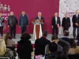 Tarjeta informativa de la Conferencia de PrensaMatutina del presidente López Obrador 11/12/18