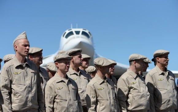 Le preocupa a OEA aviones rusos en Venezuela