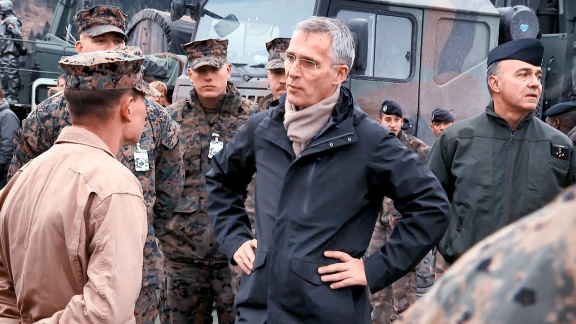 Secretary General Jens Stoltenberg's end of the year video message to NATO troops