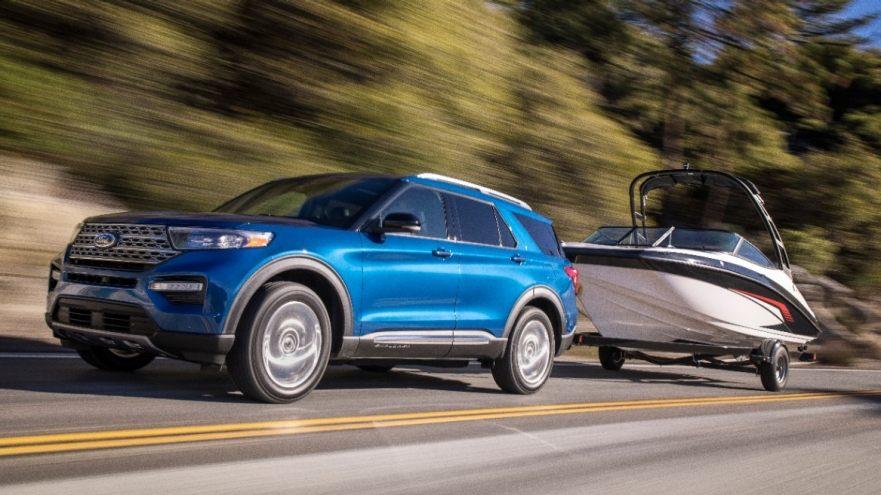Mayor potencia, capacidad y tecnología para la aventura: Totalmente rediseñada Ford Explorer