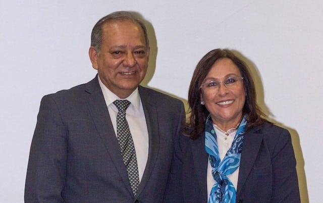 Nombran al ingeniero Marco Antonio Osorio Bonilla como nuevo Director General del IMP