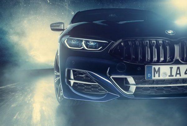 Fuera de este mundo: el BMW Individual M850i Night Sky