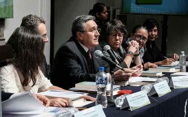 Afirma CNDH que la trata de personas debe abordarse desde una perspectiva amplia, más allá de la penal