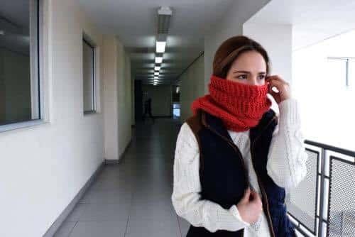 Recomienda Gobierno Baja California extremar medidas preventivas ante frío