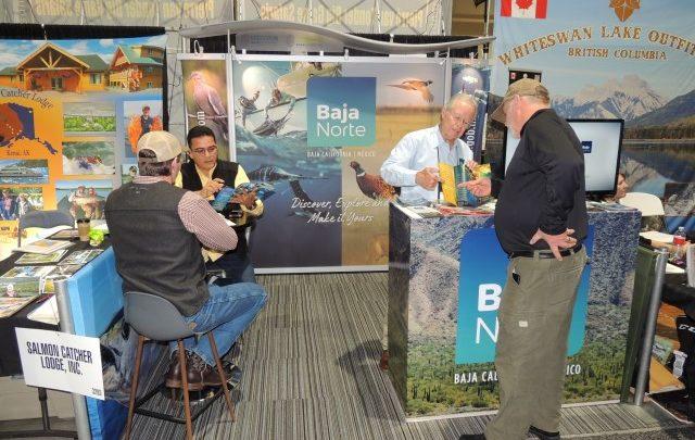 Promueve Gobierno de Baja California pesca deportiva del estado en Nevada