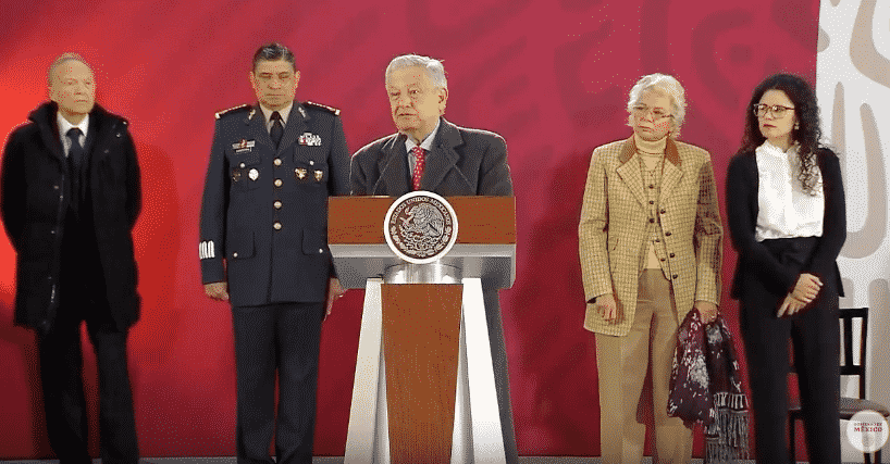 Tarjeta informativa de la Conferencia de Prensa Matutina del presidente López Obrador 10/01/19