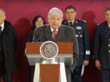 Tarjeta informativa de la Conferencia de Prensa Matutina del presidente López Obrador 14/01/19