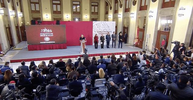 Tarjeta informativa de la Conferencia de Prensa Matutina del presidente López Obrador 16/01/19