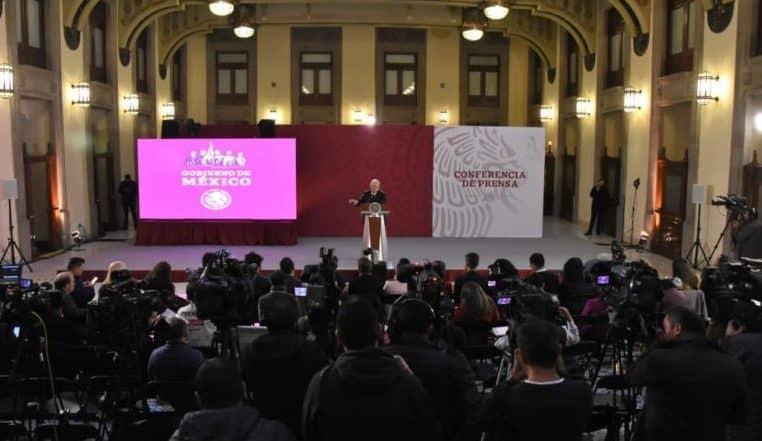 Tarjeta informativa de la Conferencia de Prensa Matutina del presidente López Obrador 07/01/2019