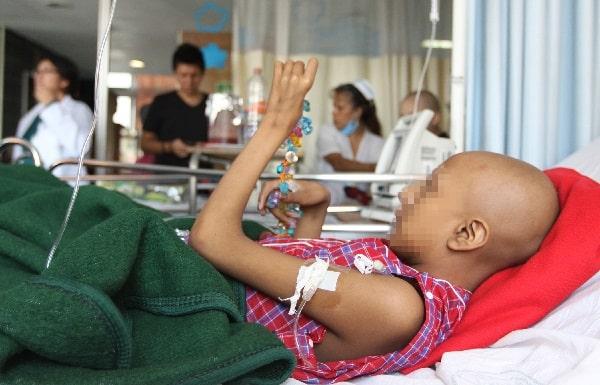 Con detección y tratamiento oportuno, el cáncer infantil es curable en más de 80 por ciento de los casos